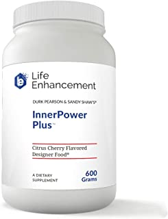 Life Enhancement InnerPower Plus | Increase Health of Muscles, Memory, and Immune System | Amino Acids, B Vitamins, Cholin...