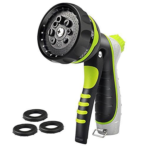 Hose Nozzle Sprayer No Leak High Pr…