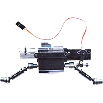 SNOWINSPRING f/ür Wpl Upgrade Metall Getriebe Ersatz Teile Op Anschluss 2 Gang Getriebe Zubeh?r B14 B16 B24 B36 C14 C24 C34