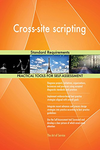 Cross-site scripting Standard Requirements (English Edition)