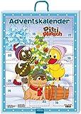 Trötsch Unser Sandmännchen Minibücher Adventskalender Pittiplatsch: Weihnachtskalender für Kinder: 24 Mini-Büchlein