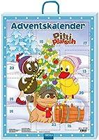 Trötsch Unser Sandmännchen Minibücher Adventskalender Pittiplatsch: Weihnachtskalender für Kinder: 24 Mini-Bchlein