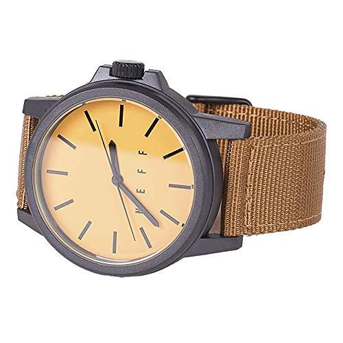 NEFF カービンアナログ腕時計 ウーブンバンド付き メンズ US サイズ: One Size