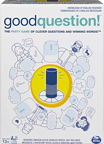 Good Question! Question and Answer Party Game Played w/ Alexa Device $8.55 + Free Shipping w/ Amazon Prime or Orders $25+
