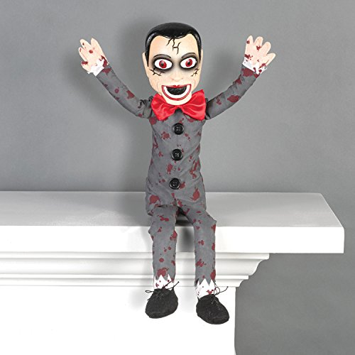Sitting Ventriloquist Doll