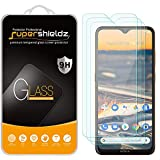(3 Pack) Supershieldz for Nokia 5.3 Tempered Glass Screen Protector, Anti Scratch, Bubble Free
