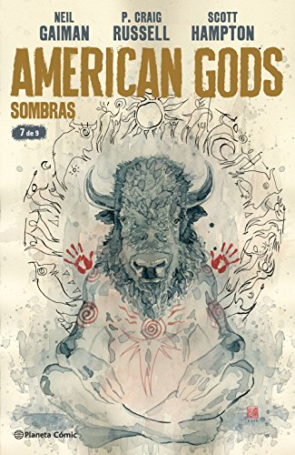 American Gods Sombras nº 07/09: 5 (BIBLIOTECA NEIL GAIMAN)
