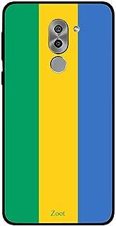 Honor 6X Case Cover Gabon Flag, Zoot Designer Phone Covers