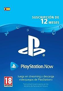 PlayStation Now - Suscripción 12 Meses | Código de