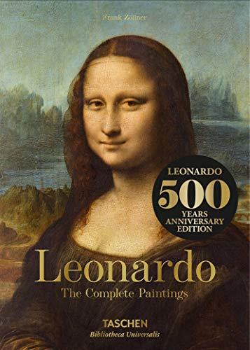Price comparison product image Leonardo da Vinci. The Complete Paintings (Bibliotheca Universalis)