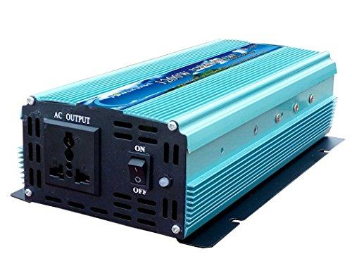 Inversor convertidor 1200W De 12V to AC 230V power Inverter,Converter,inversor de energia