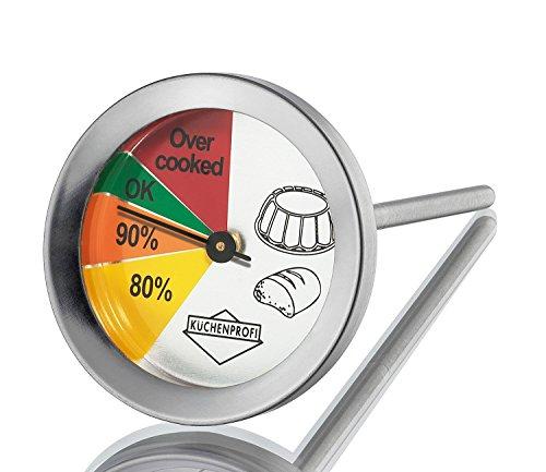 termometro cucina küchenprofi Küchenprofi 1065092800–Termometro di Cucina Pasticceria in Acciaio Inox (H. Nr.)