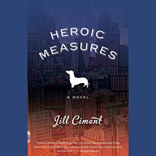 Heroic Measures audiobook cover art