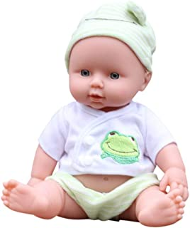 Dolls - 30cm Newborn Full Body Dolls Kids Toys for Girls 2 Years Doll Reborn Alive Baby emulated bjd Soft Toy Growth Partners Gift ma16f - by TAllen - 1 PCs