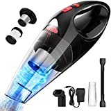 Best Hand Held Vacs - Uplift Portable Handheld Vacuum Cordless Cleaner,7000Pa Cyclonic Suction Review