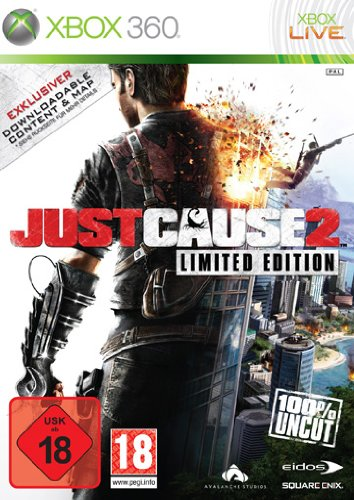 Just Cause 2 - Limited Edition
