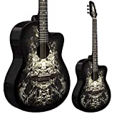Lindo 933C Apprentice Series - Guitarra acústica (con cutaw