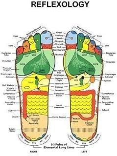 Reflexology Foot Poster #01 24