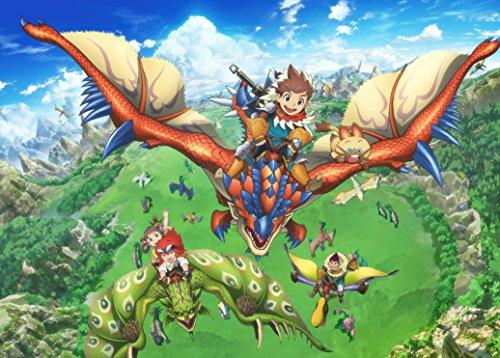 Tv Anime(Monster Hunter Stories Ride On) O.S.T.