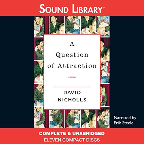 A Question of Attraction audiobook cover art