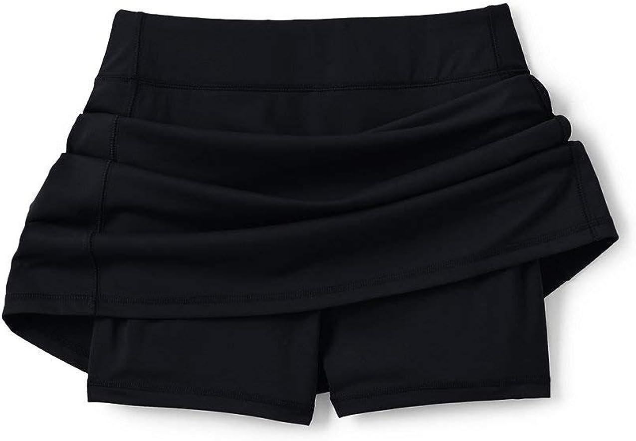 Lands End Womens Active Knit Skort