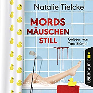 Mordsmäuschenstill                   Autor:                                                                                                                                 Natalie Tielcke                               Sprecher:                                                                                                                                 Yara Blümel                      Spieldauer: 5 Std. und 2 Min.     419 Bewertungen     Gesamt 4,1