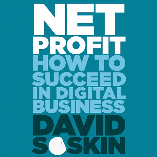 Net Profit audiobook cover art