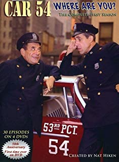 Car 54 Where Are You: Complete First Season