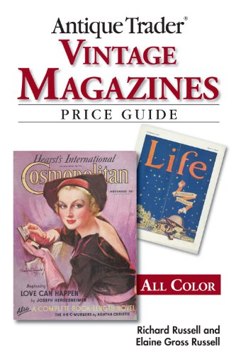 Antique Trader Vintage Magazines Price Guide (English Edition)