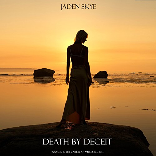 Death by Deceit audiobook cover art