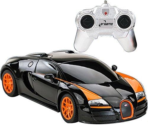 Ferngesteuertes Auto Bugatti Veyron Gran Sport Vitesse, RC Auto mit Fernsteuerung, Maßstab 1:24
