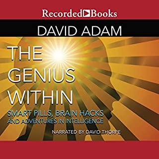 The Genius Within cover art