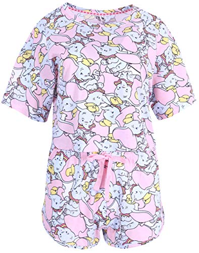 Pijama Rosa Dumbo Disney X-Small