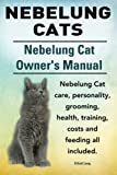 Nebelung Cats. Nebelung Cat Owners Manual. Nebelung Cat care, personality, grooming, health, training, costs and feeding all included. by Elliott Lang (2015-02-06)