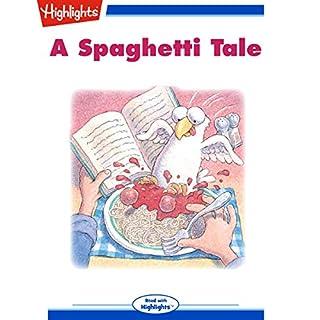 A Spaghetti Tale copertina