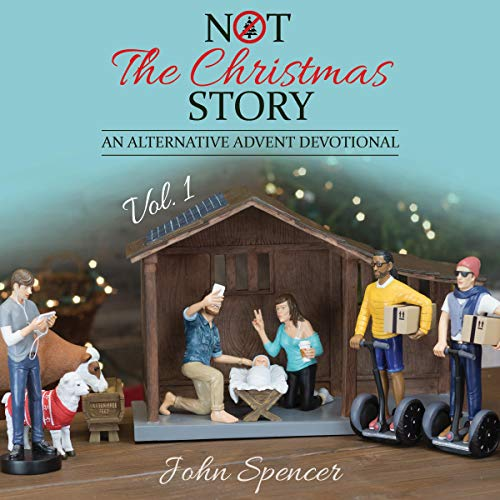 Not the Christmas Story, Volume 1 cover art