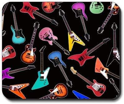 Gitarren - Elektrisch - Mauspad - Bild Dan Morris
