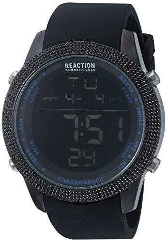 Kenneth Cole New York Male Quartz Watch, Black