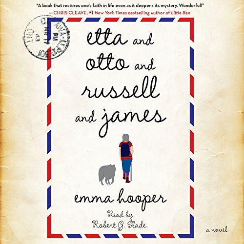 Etta and Otto and Russell and James audiobook cover art