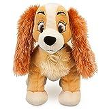 Disney Lady Hund Plüsch Tier - Susi und Strolch