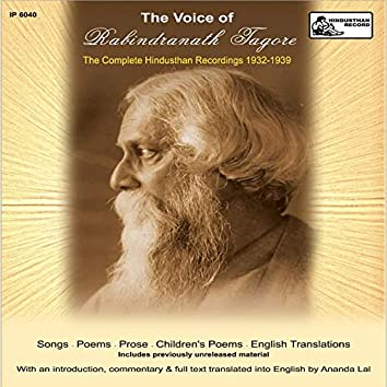 The Voice Of Rabindranath Tagore