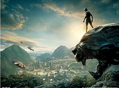 Avengers Fototapete Benutzerdefinierte 3d-tapete Für Wände Hulk Iron Man Captain Panther Wandbild Junge Schlafzimmer Wohnzimmer Designer