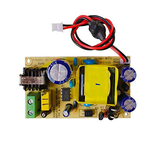 Fuente de alimentación 12,5 V para PowerMax Pro y PowerMaster – Visonic