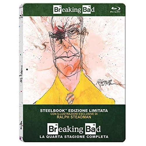 Breaking Bad - Stagione 4 (Steelbook) (3 Blu-Ray)