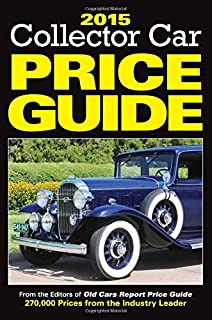Collector Car Price Guide 2015