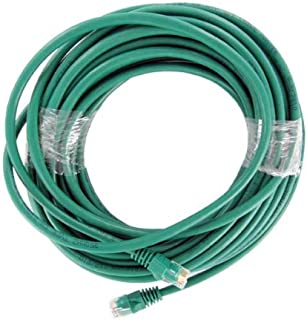 SF Cable, 50 FT CAT6 500MHZ UTP Patch Cord with Molded Boot, Green