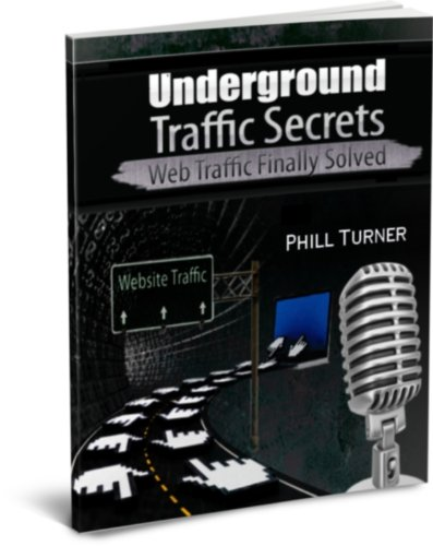 Interview 6 - Richard Hill (The Underground Traffic Secrets Collection) (English Edition)