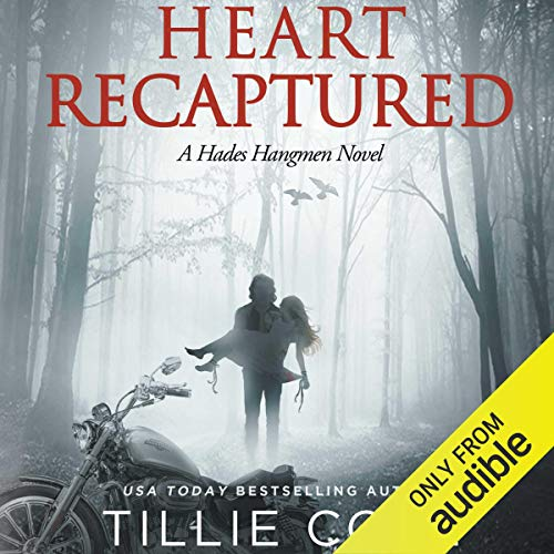 Heart Recaptured audiobook cover art