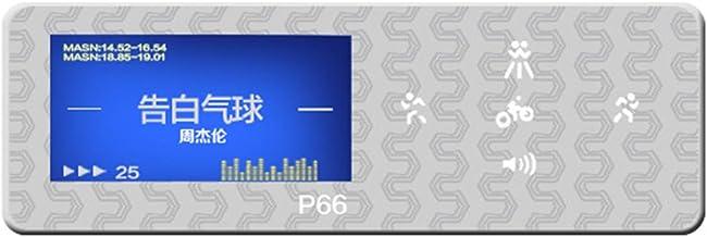 $24 » Esenlong 8GB Mini MP3 1. 1Inch Screen Portable Music Player for Running Portable Music Player Touch Buttons