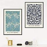 William Morris Plakate und Kunstdrucke Abstrakte